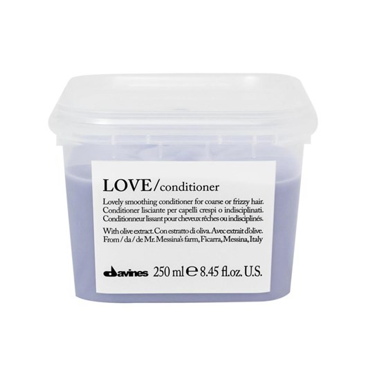LOVE Smooth Conditioner 250ml by Solace Hair and Beauty