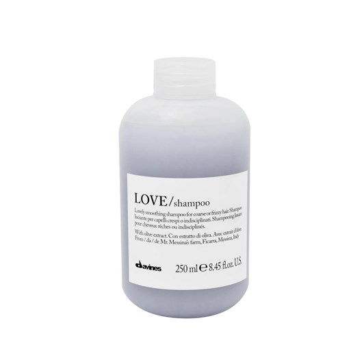 LOVE Smooth Shampoo 250ml by Solace Hair and Beauty