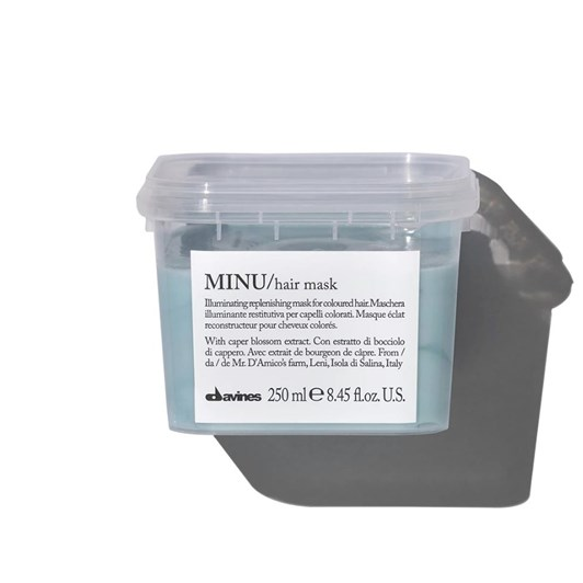MINU Hair Mask By Solace Hair and Beauty 250ml
