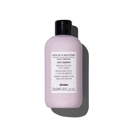 Your Hair Assistant Prep Shampoo By Solace Hair and Beauty 250ml