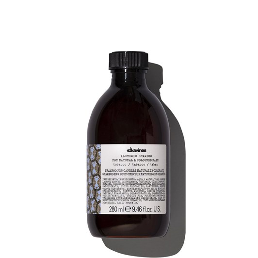 ALCHEMIC Shampoo Tobacco By Solace Hair and Beauty 280ml