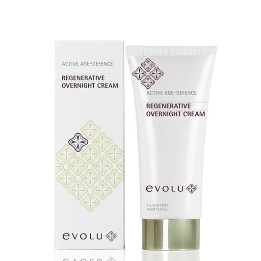 EvoluActive Age-Defence Regenerative Overnight Cream