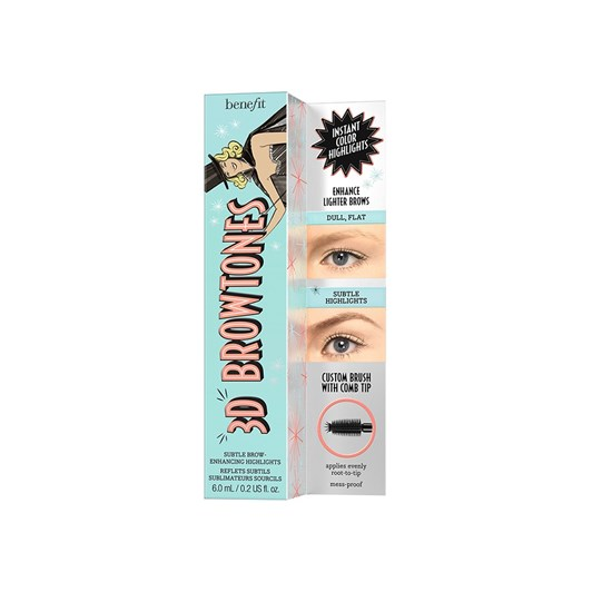 Benefit 3D BROWtones Eyebrow Enhancer 04 Medium/Deep