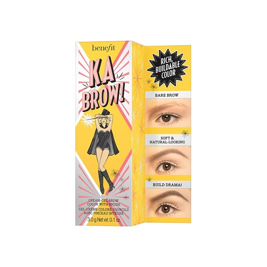 Benefit Ka-Brow! Eyebrow Cream-Gel Colour 05 Deep