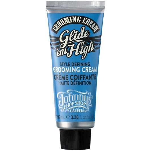 Johnnys Chop Shop Glide Em High Grooming Cream 100ml