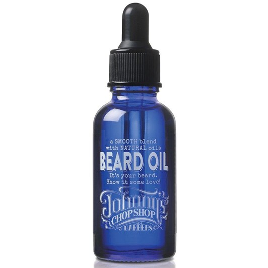 Johnnys Chop Shop Beard Oil 30ml