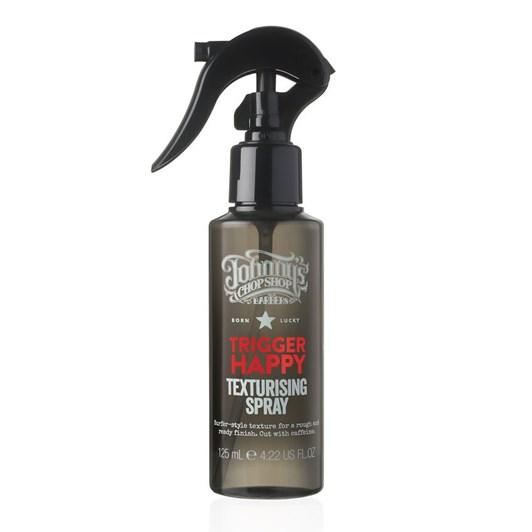 Johnnys Chop Shop Trigger Happy Texturising Spray 125ml