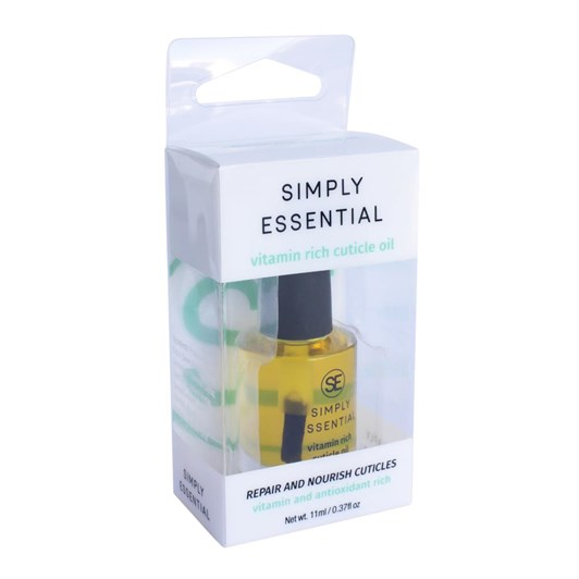Simply Essential Vitamin Rich Cuticle Oil