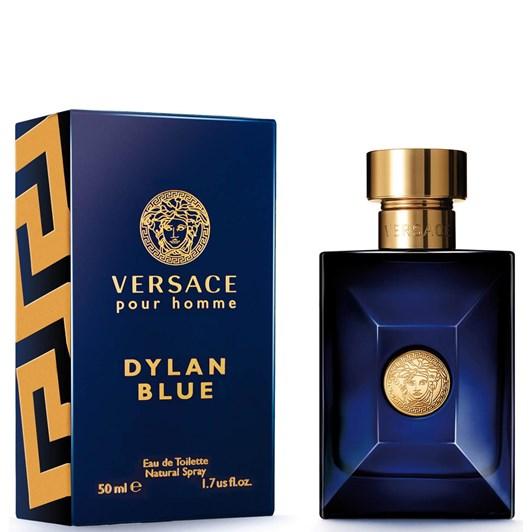 Versace Dylan Blue Eau De Toilette 50ml
