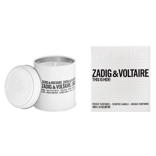 Zadig&Voltaire This is Her Scented Candle 140gm