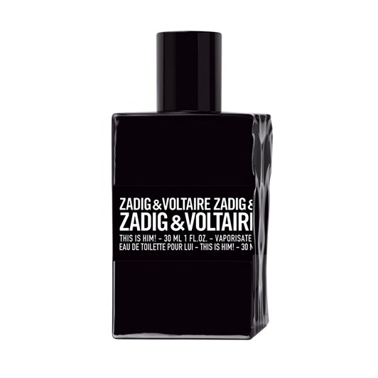Zadig & Voltaire This Is Him! Eau de Toilette 30ml
