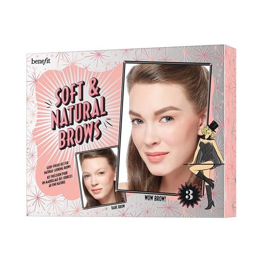 Benefit Soft & Natural Brows Kit 03 Medium