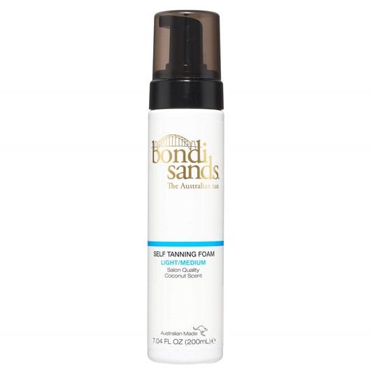Bondi Sands Self Tanning Foam Light Medium 200ml