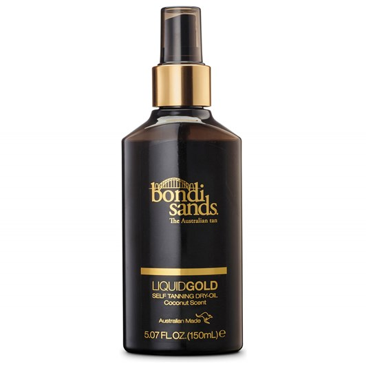 Bondi Sands Liquid Gold Self Tanning Oil 150ml