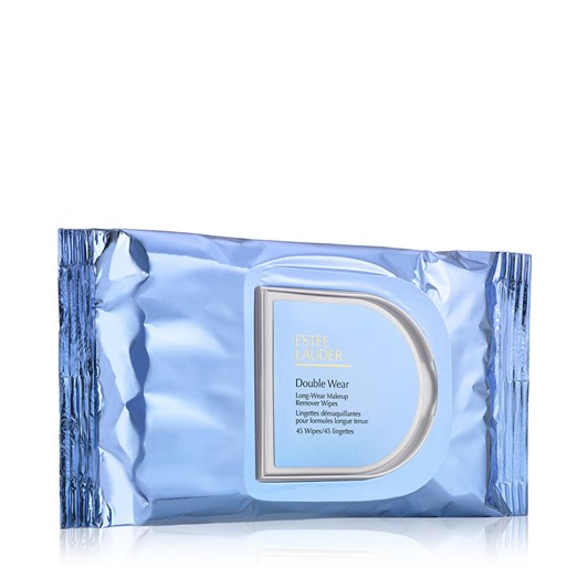 Estee Lauder DoubleWear Long Wear Makeup Remover Wipes 45 wipes