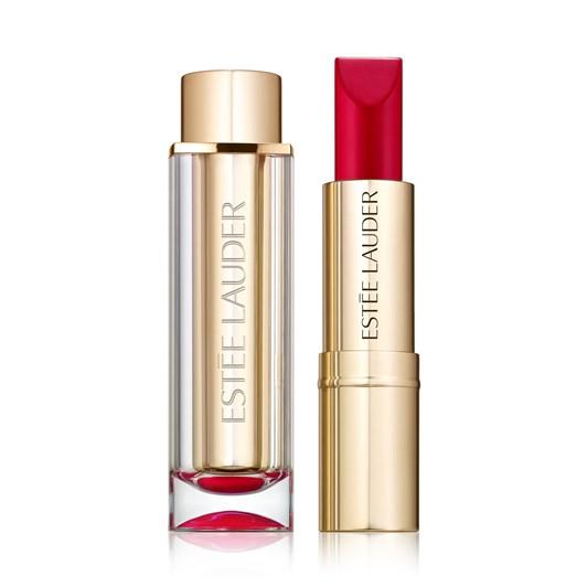Estee Lauder Pure Color Love Lipstick - Shock & Awe