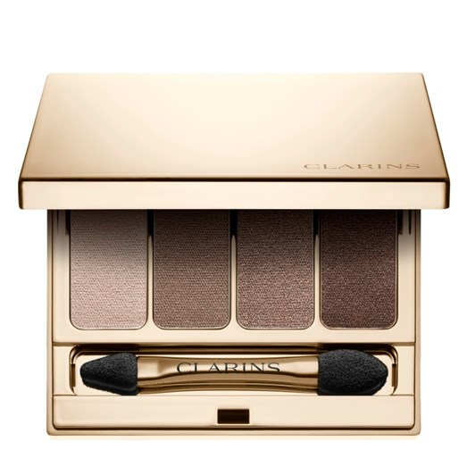 Clarins 4 Colour Eyeshadow Palette No.03 Brown 6.9g