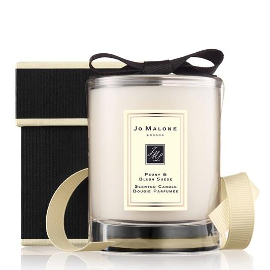 Jo Malone London Peony & Blush Suede Travel Candle