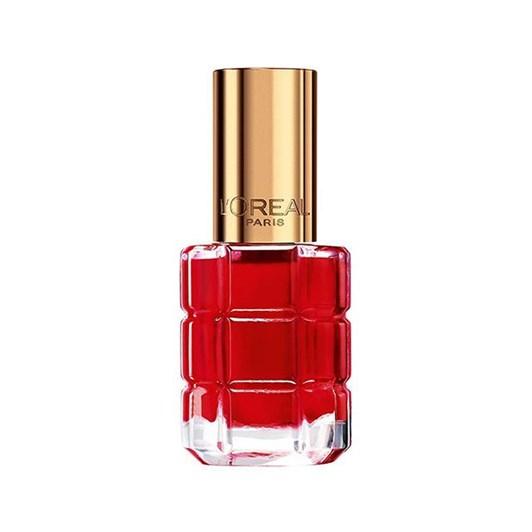 'L'Oreal Paris 550 Rouge Sauvage Colour Riche Le Vernis A Huile Nu