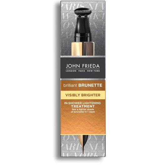 John Frieda Brilliant Brunette In Shower Visibly Brighter Treatment