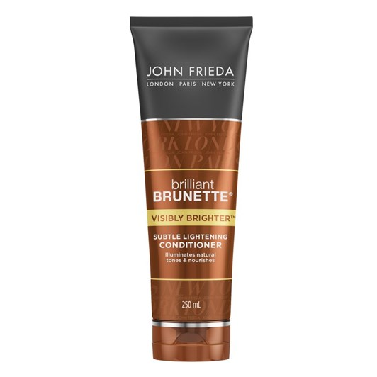 John Frieda Brilliant Brunette Visibly Brighter Conditioner