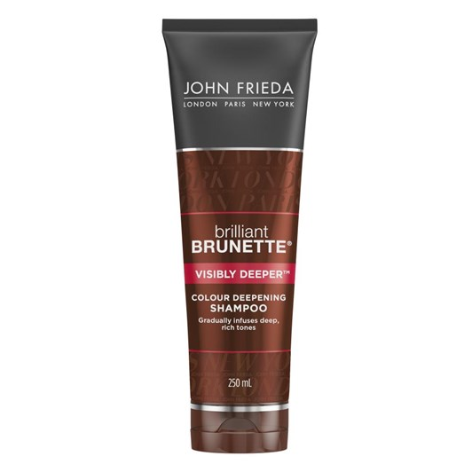John Frieda Brilliant Brunette Visibly Deeper Shampoo
