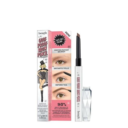 benefit goof proof eyebrow pencil mini shade 03