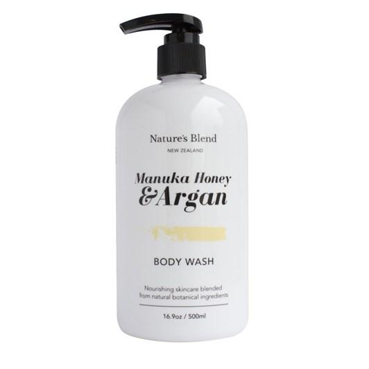 Natures Blend Body Wash Manuka Honey & Argan - 500ml