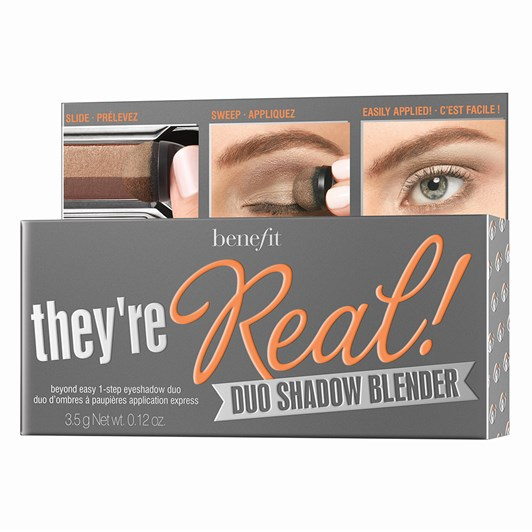 Benefit They're Real Duo Shadow Blender - Brazen Bronze