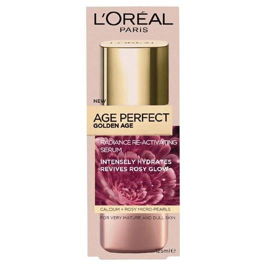 L'Oréal Paris Age Perfect Golden Age Radiance Re Activating Serum