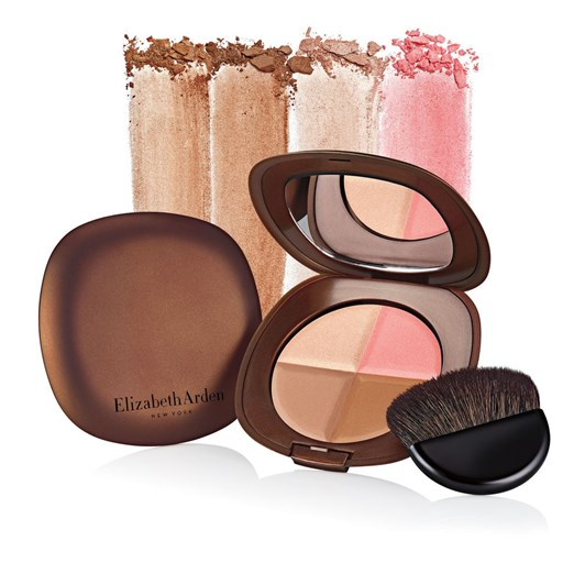 Elizabeth Arden Fourever Bronze Bronzing Powder In Medium