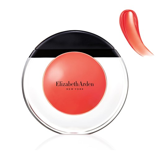 Elizabeth Arden Sheer Kiss Lip Oil In Coral Caress