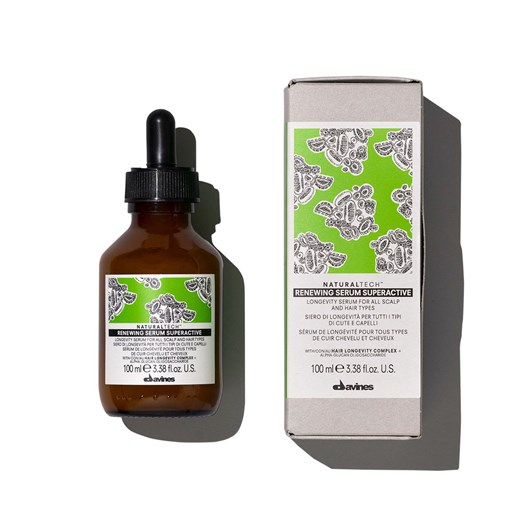 Natural Tech RENEWING Serum Superactive By Solace Hair and Beauty 100ml