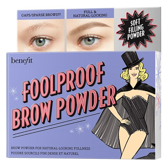 Benefit Fool Proof Powder Light Brown