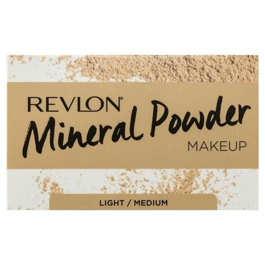 Revlon 02 Light Med Mineral Powder
