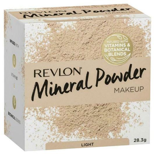 Revlon 01 Light Mineral Powder
