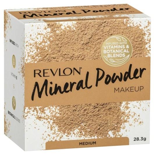 Revlon 03 Medium Mineral Powder