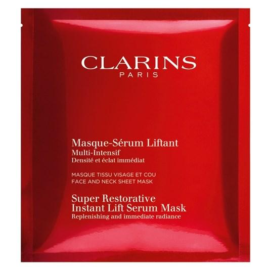 Clarins Super Restorative Instant Lift Serum-Mask 5Pc