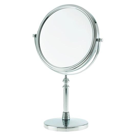 Round Chrome Vanity Mirror X1/X10 Mag