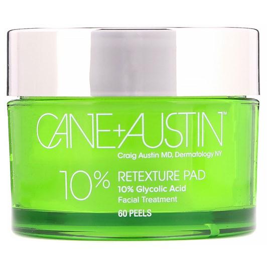 Cane+Austin Retexture Pad 10% Glycolic Acid