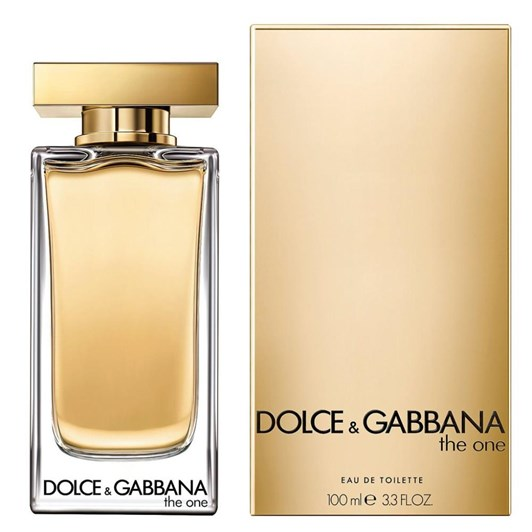 Dolce & Gabbana The One Edt 100Ml - For Women