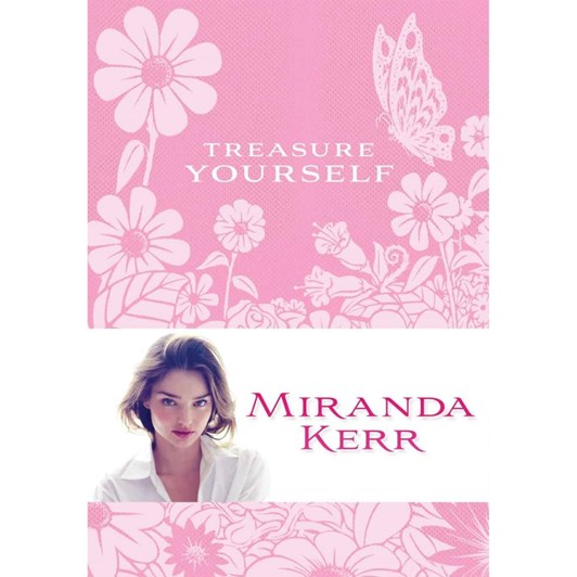 KORA Organics Treasure Yourself Book