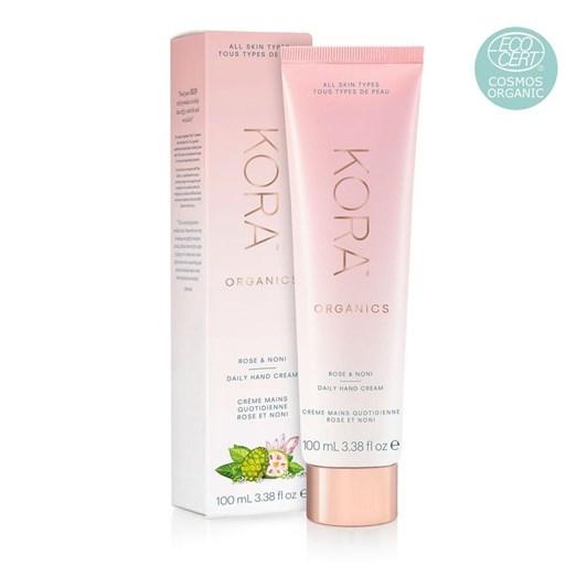 KORA Organics Rose & Noni Daily Hand Cream 100ml