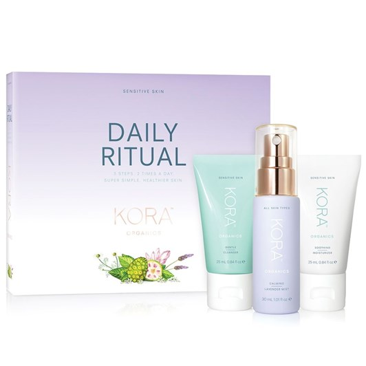 KORA Daily Ritual Kit - Sensitive Skin