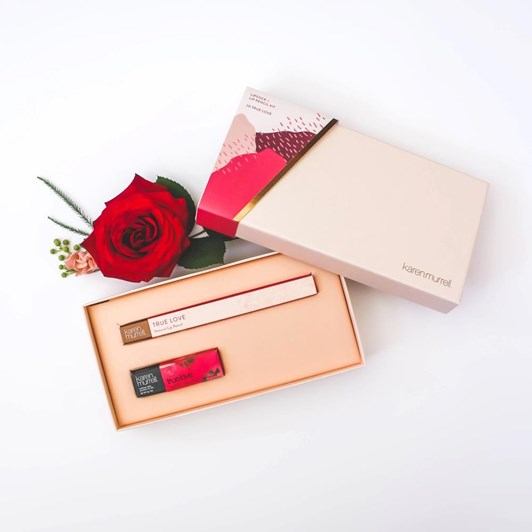 Karen Murrell 20 True Love Lipstick & Lip Pencil Kit