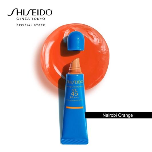 Shiseido Global Suncare UV Lip Color Splash