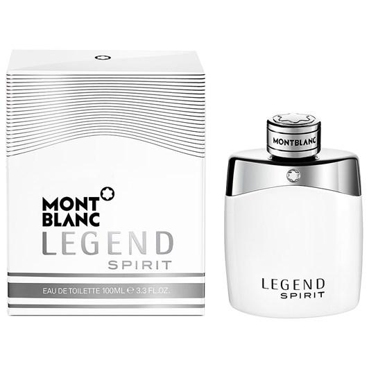 Montblanc Legend Spirit Eau De Toilette 100ml