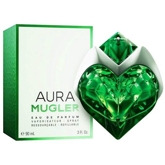 Thierry Mugler Aura Eau de Parfum 90ml Refillable