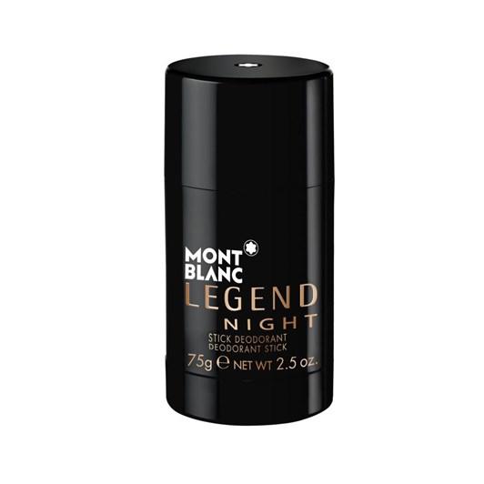 Mont Blanc Legend Night Deoderant Stick 75Ml