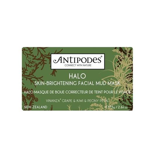 Antipodes Halo Skin-Brightening Facial Mud Mask 75G